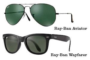 Comprar gafas rayband