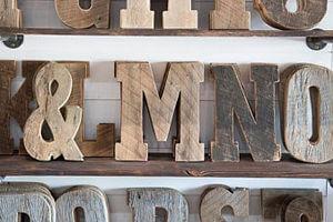 Donde comprar letras de madera