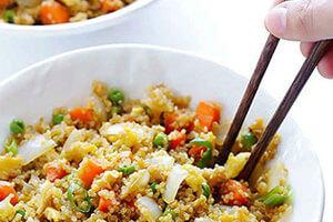 Propiedades y beneficios de la quinoa.