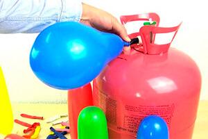 donde comprar helio para globos
