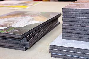 Impresión fotográfica en cartón pluma
