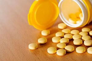 Capsulas de vitamina E
